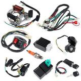 Instalatie electrica completa (ATV 110cc) 9 in 1, China