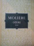 MOLIERE OPERE,VOL.4-BUC. 1958