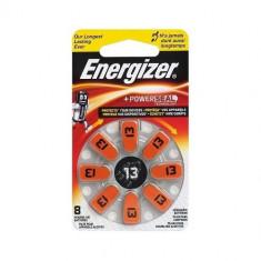 Baterii pentru proteze auditive Energizer 13 Zinc-Aer 8 Baterii /set