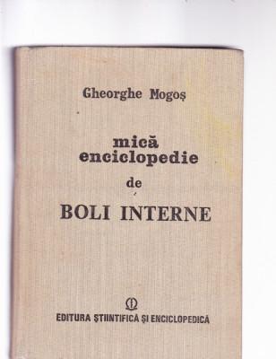 MICA ENCICLOPEDIE DE BOLI INTERNE foto