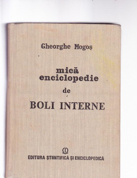 MICA ENCICLOPEDIE DE BOLI INTERNE