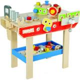 Atelier de creatie pentru copii Tidlo, 43 de accesorii, dezvolta inteligenta, creativitatea si imaginatia