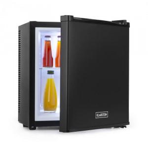 Klarstein Secret Cool, mini frigider, mini bar, 13l, clasa de eficiență energetică A+, 0d, negru