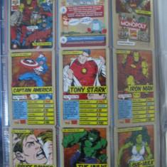 Set complet Top Trumps - Marvel Comics Retro Card Game