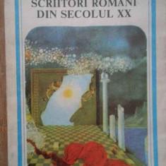 Scriitori Romani Din Secolul Xx - Tudor Vianu ,279088