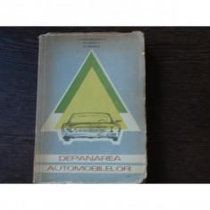 DEPANAREA AUTOMOBILELOR - T. PAVELESCU