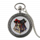 Ceas De buzunar  HARRY POTTER - Model Hogwarts
