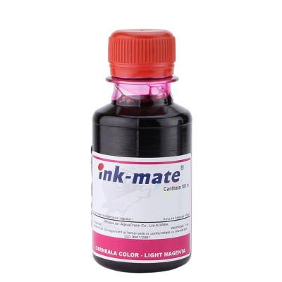 Cerneala universala Dye compatibila Epson, Light Magenta foto