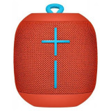Boxa portabila Logitech UE WonderBoom Fireball Red