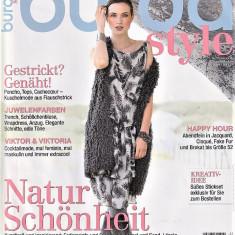 Burda revista de moda+ insert in limba romana 11/2012
