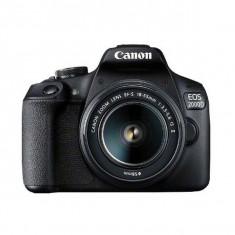 Aparat de fotografiat Reflex Canon 2728C003 Negru