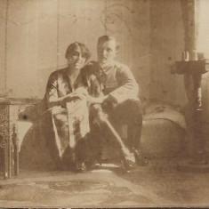 Fotografie ofiter roman poza veche primul razboi mondial