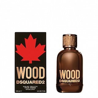 Dsquared2 Wood Eau de Toilette bărbați 100 ml foto