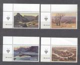 SWA 1981 Landscapes Mi.500-503 MNH A.104, Nestampilat