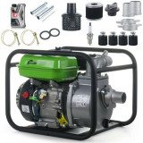 "Cumpara ieftin Motopompa apa 2"" 600l/min 5.5CP motor benzina 4 timpi WP20 Barracuda B-WP20"