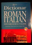 Dictionar roman - italian, Derer & Utale, Gramar, 2008, 1228p., nou impecabil