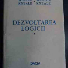 Dezvoltatea Logicii Vol.1 - William Kneale, Martha Kneale ,547797
