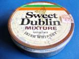 6670-Cutie metal veche Tutun Sweet Dublin Mixture. Cu aroma de Whiskey irlandez.