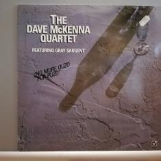 The Dave McKenna Quartet – No More Ouzo For Puzo (1989/Concord/RFG)- Vinil/M