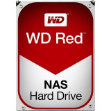 HDD Intern Red NAS Hard Drive, 3.5, 6TB, SATA, 6GB/s, 5400RPM, 256MB