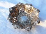 BOL argint FURSECURI rar VECHI manopera EXCEPTIONALA patina MINUNATA splendid