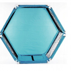 Spatiu de joaca tarc pentru copii cu 50 de bile incluse Blue