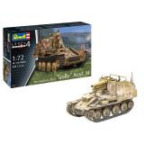 Cumpara ieftin Sturmpanzer 38(t) Grille Ausf. M, Revell, 150 piese-RV03315