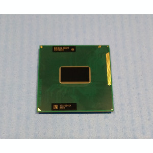 PROCESOR CPU laptop intel i7 3520M ivybridge SROMT gen a 3a 3600 Mhz