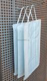 Carlig simplu zincat in tabla perforata, 160 mm pentru masti (K-pfszh-160)