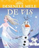 Disney. Regatul de gheață II. Desenele mele de vis. Olaf