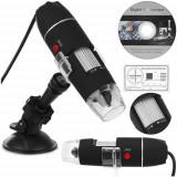 Microscop electronic digital, foto-video USB, factor marire 1600X, 2MP