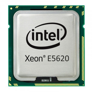 Procesor server Intel Xeon Quad-Core E5620 2.4GHz (Up to 2.66GHz), Socket 1366,...