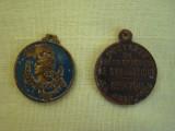 2 Plachete / Medalii FRANTA 1905 / ITALIA 1946, Europa