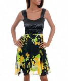 Cumpara ieftin Rochie cu Imprimeu Floral, S