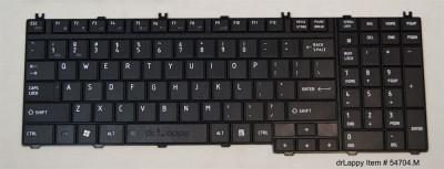 Tastatura Laptop Toshiba Satellite A505 sh foto