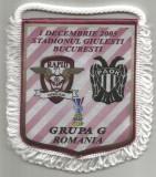 Fanion fotbal RAPID BUCURESTI-PAOK SALONIC