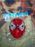 Masti Eroi  Spiderman si Batman cu lumini - SET 2+1