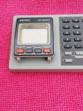 SEIKO UC-200 Digital LCD Calculator Vintage Rar, Quartz