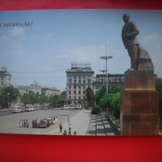 HOPCT 58234 PIATA VICTORIEI-AUTOMOBIL-CHISINAU MOLDOVA BASARABIA -NECIRCULATA