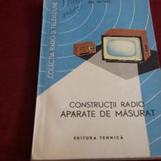 GH MITYKO - CONSTRUCTII RADIO APARATE DE MASURAT