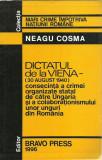 AS - NEAGU COSMA - DICTATUL DE LA VIENA 30 AUGUST 1940