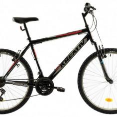 Bicicleta MTB Kreativ 2603 500mm Negru 26
