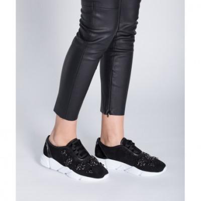 Pantofi sport dama Negru 40 foto