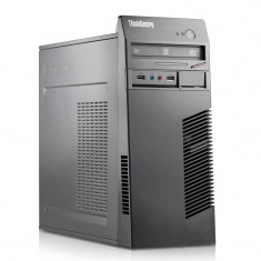 Calculator Lenovo M70E MT, Intel Core2Duo E8400 3GHz, 4GB DDR3, 250GB, DVD-RW