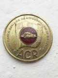 Placheta Federatia romana de automobilism si karting ACR