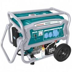 Generator benzina - 6500W Total TP165006