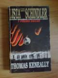 d2 Lista lui Schindler - Thomas Keneally