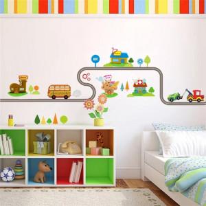 Sticker camera copii