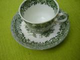Portelan englezesc W.H. Grindley & Co Staffordshire, frumoasa ceasca de cafea