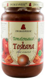 Sos BIO de rosii Toskana, 340 g ZWERGENWIESE